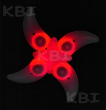 4 Red Color Bike Bicycle Cycling Wheel Spoke Tire Wire Tyre LED Flash Light Lamp