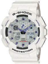 Casio G-Shock White X Large Men's Watch GA100A-7A Limited Edition