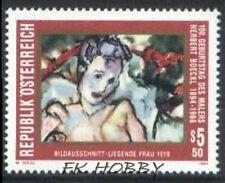Austria 1994 Mi 2122 ** H Boecki Painting Gemälde Peinture Art Malarstwo