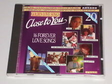 ARCADE GOLDEN LOVE SONGS 20 / CD   MIT ERIC CLAPTON ABBA THE EAGLES SADE