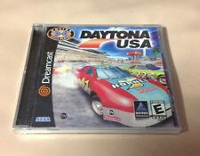 Daytona USA (Sega Dreamcast, 2001) Brand New Factory Sealed