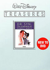 Dr. Syn: The Scarecrow of Romney Marsh (Walt Disney Treasures), Very Good DVD, P