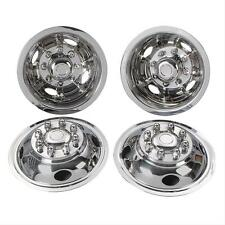 "97 98 Chevy 16"" 8 lug motorhome hubcaps rv simulators"