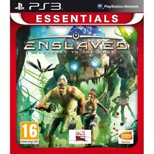 Enslaved Odyssey To The West PS3 Game (Essentials) Brand New