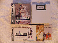 NINTENDO GAME BOY - FINAL FANTASY IV BOXED (2)