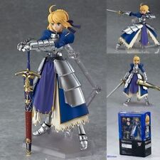 Anime Fate Stay Night Blue Saber Ver. 2.0 Figma PVC Figure 227 New in Box