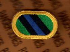 US Army 108th Military Police Company Airborne parachute oval patch c/e