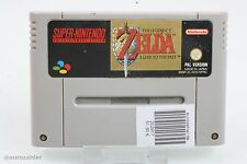The Legend of Zelda - A Link to the Past SNES Super Nintendo -