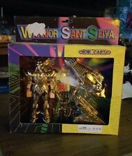 Saint Seiya Die-cast Figure Set MiB K/O - Very Rare and Awesome!!