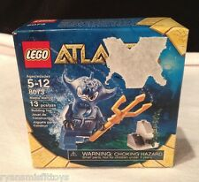 Lego Atlantis Manta Warrior set # 8073 NIB Factory Sealed