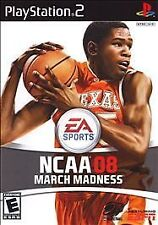 NCAA March Madness 08 (Sony PlayStation 2, 2007)