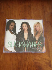 SUGABABES - Push The Button cd single NEW UNSEALED