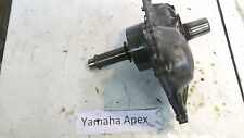 Yamaha Apex Engine Output Reduction shaft clutch 2006 model