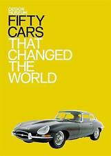 FIFTY CARS THAT CHANGED THE WORLD - DESIGN MUSEUM H/B 2010 - VGC