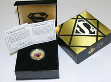Canada 2014 Canada 14KT GOLD SUPERMAN $100 COIN Iconic Comic Book Cover