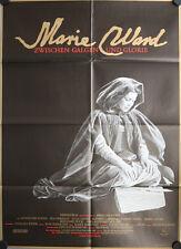 Marie Ward - Zwischen Galgen und Glorie Filmposter A1 Hannelore Elsner, Lindig