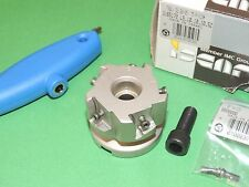 """ISCAR TANGMILL 2"""" Indexable Face Mill (F90LN D2.00-05-.75-R-N15)"""