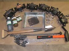 FOX Trapping Package 12 Bridger #2 coilspring Fox Coyote Raccoon trapping