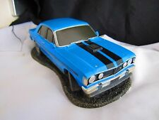 Ford Falcon GTHO Blaze Blue Scale Model New in Box Factory 2nd Drag Rodz Family
