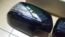 TOYOTA HILUX FORTUNER INNOVA 2012-2014 BLACK WING MIRROR COVER WITH SIGNAL LAMP