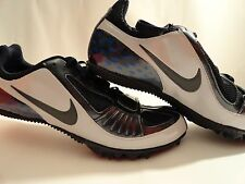 Nike Zoom Rival S 5 Spikes Track & Field Shoes Size Men 5.5 & Women 7 Navy Grey