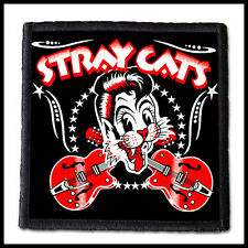 STRAY CATS --- Patch /Rockabilly Mad Sin The Living End Matchbox The Blasters
