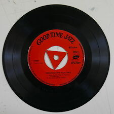 "45rpm 7"" FIREHOUSE FIVE PLUS TWO good time jazz EPG1089"