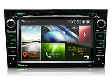 EONON D5156ZE Radio GPS OPEL Black/Noir - Dual CAN BUS - Map Europe - 4×65W