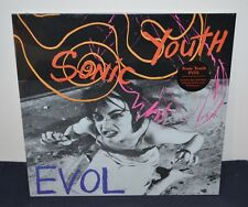 SONIC YOUTH - EVOL, LP BLACK VINYL Download + Bonus Track New & Sealed!