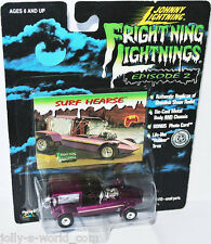 Frightning Lightnings - SURF HEARSE - 1:64 Johnny Lightning