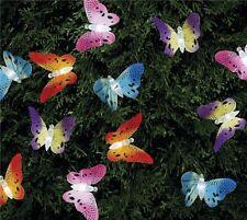 פרפרים סולאריים לגינה