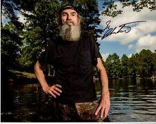 SI ROBERTSON Signed Autographed DUCK DYNASTY Photo