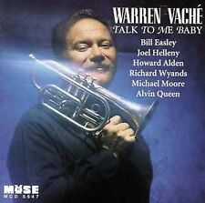 Talk to Me Baby by Warren Vache' (CD, Jan-1996, Muse (USA)