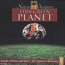 FREE US SHIP. on ANY 2 CDs! NEW CD Nature Whisper's: Nature Whispers: Green Plan