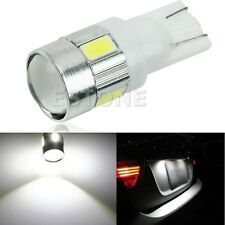 HID White T10 W5W 5630 6-SMD Car Auto LED Light Bulb Lamp 168 194 192 158