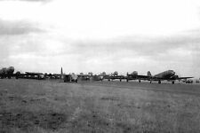 8x6 Photo ww1162 Normandy USA Paratroopers 82nd Airborne` Div. C47 Waco Taxi