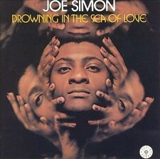 Joe Simon - Drowning in the Sea of Love - New Factory Sealed CD