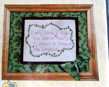 "Embroidery PATTERN quote Words of Wisdom 6"" x 8"" Reality"