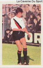 N°136 ANDRE CHORDA # OGC.NICE STICKER AGEDUCATIF FOOTBALL MATCH 1973