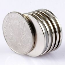 25mm x 2mm N50 Super Strong Round Cylinder Disc Magnet Rare Earth Neodymium 5pcs