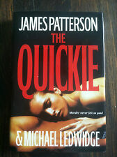 The Quickie by James Patterson and Michael Ledwidge (2007, Hardcover) store#3573