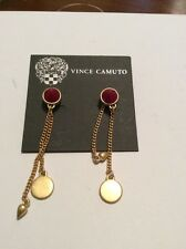 Vince Camuto Belle Of The Bazaar Gold Tone Stone Chain $25