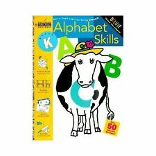 Step Ahead: Alphabet Skills by Golden Books Staff (2000, Paperback)
