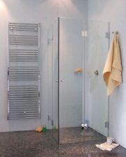 Combia Eck Falt-Dusche mit 2 Falt-Türen rahmenlos F1W