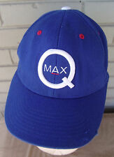 Q Max Q Beat Up Blue Richardson L/XL Baseball Cap Hat Distressed As Is