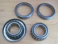 PS181S TRIUMPH T90 T100 T110 T120 TAPER ROLLER STEERING BEARING CONVERSION KIT
