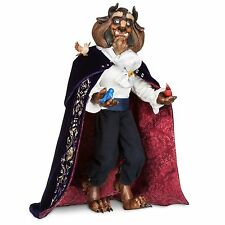 NEW DISNEY STORE BEAST BEAUTY AND THE BEAST LIMITED EDITION 3500