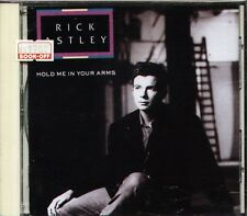 Rick Astley - Hold Me In your Arms - Japan CD