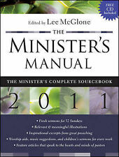 """The Minister's Manual: 2011"" by John Wiley and Sons Ltd (NEW PB, 2010)"