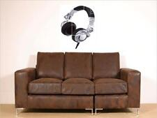 "TECHNICS HEADPHONES BIG 35""X25"" MOSAIC WALL POSTER DJ"